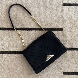 Karl langerfeld black bag